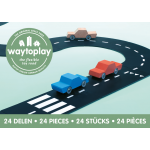 Silnice skládačka Highway 24ks Waytoplay
