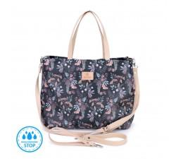 Přebalovací taška / kabelka Secret Garden L Makaszka