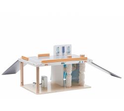 Dřevěný autoservis Aiden Kids Concept