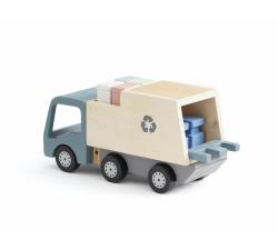 Dřevěný popelářský vůz Aiden Kids Concept
