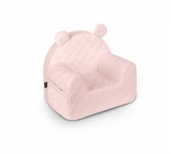 Dětské křesílko růžové BabySteps