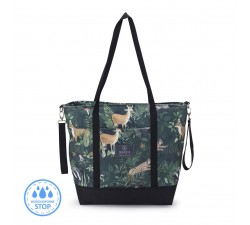 Shopper Bag Woodland Makaszka