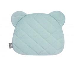 Polštář Sleepee Royal Baby Teddy Bear Pillow Ocean Mint