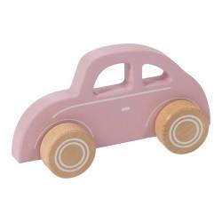 Auto brouk růžové Little Dutch