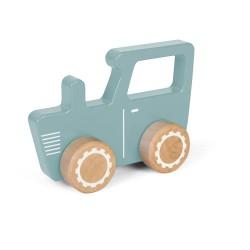Traktor modrý Little Dutch