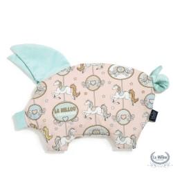 Polštářek Sleepy Pig Dream Lunapark Velvet La Millou