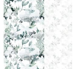 Kojící polštář Sage Green Makaszka